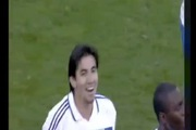 Clip b&#224;n thng v&#224;o li i tuyn Hy Lp ti V&#242;ng loi World Cup 2002 ca Beckham